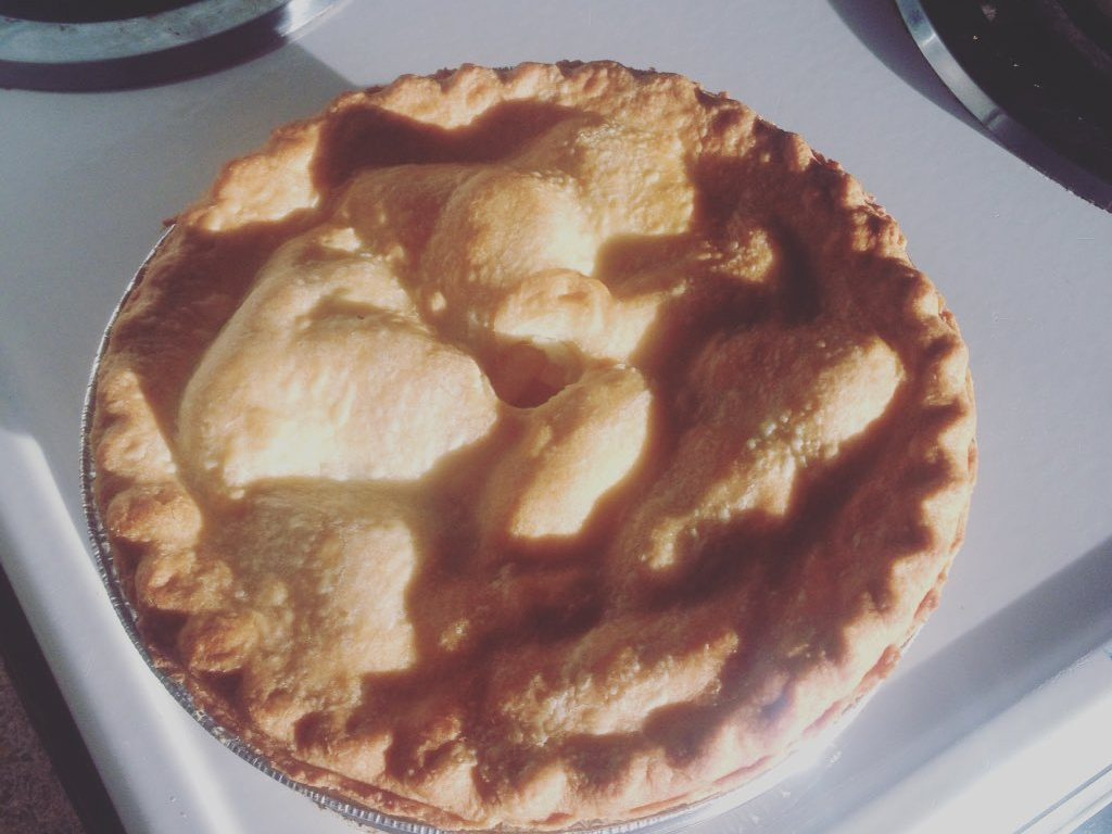 Mx Nillin Fucks… Warm Apple Pie!