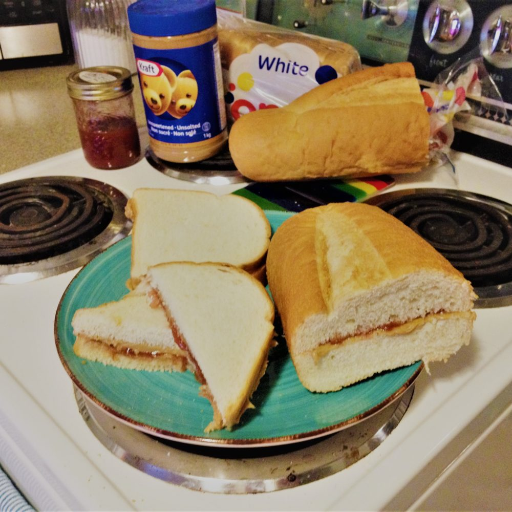Mx Nillin Fucks… A Peanut Butter & Jelly Sandwich