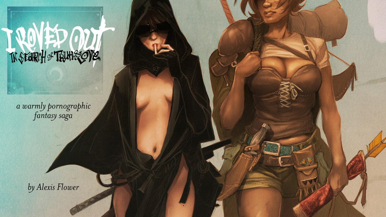 3 Fucking Awesome Hardcore Fantasy Sex Webcomics