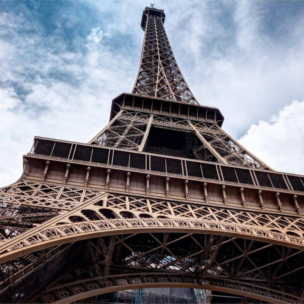 Will It Threesome? Part 1: The Eiffel Tower