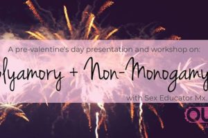 Upcoming Polyamory and Non-Monogamy Presentation in Saskatoon!