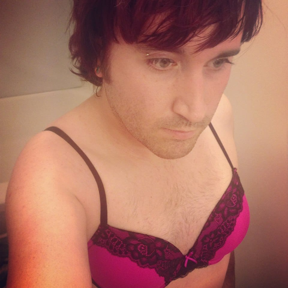 How I Learned to Let Go of the Hate and Love My Hairy Tits