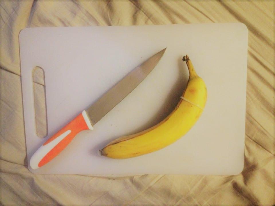 Mx Nillin Fucks… Bananas!